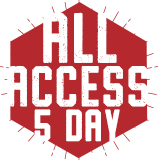 5-Day All Access $2,206.00