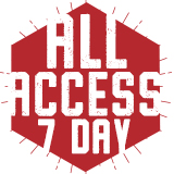 7-Day All Access $2,489.00